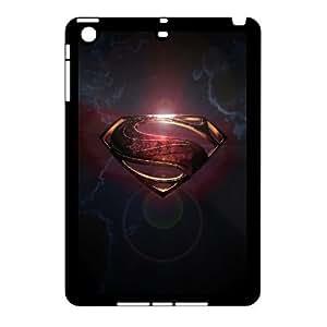 YUAHS(TM) DIY 3D Phone Case for Ipad Mini with Superman Man Of Steel Logo YAS951528