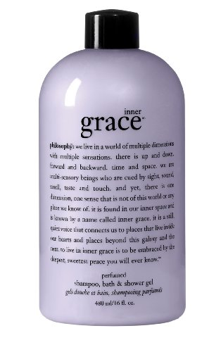 Philosophy Inner Grace Shower Gel, 16 Ounces ()