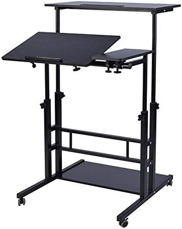 Reviewed: AIZ Mobile Standing Desk