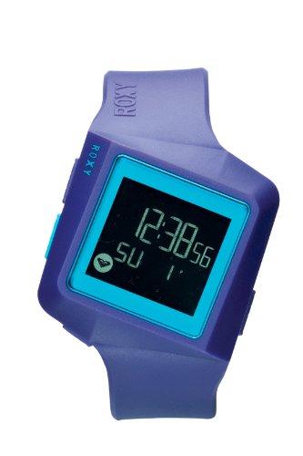 Roxy W231DR-PUR46T - Reloj digital para mujer, correa de plástico multicolor: Amazon.es: Relojes