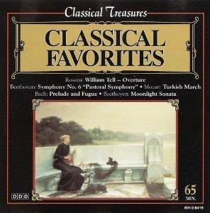 Classical Treasures: Classical Favorites