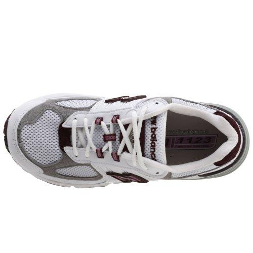 New Balance Femmes Wr1123 Chaussure De Course Blanc / Lolipop