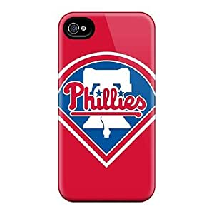 For Iphone 6 Baseball Philadelphia Phillies WithPC mobile phone Awesome Phone Cases case miao's Customization case