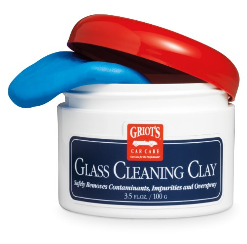 - Griot's Garage 11049 Glass Cleaning Clay 3.5oz