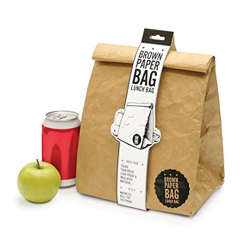 Brown Paper Bag Lunch Bag Luckies - 2
