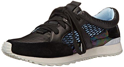 Agnello Donna Benzo Moda Sneaker Nero