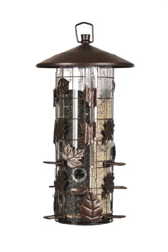 Squirrel-Be-Gone Wild Bird Feeder