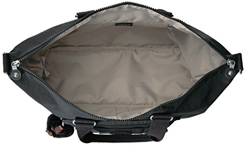 Kipling Camden Bag Solid Black Crossbody FXp0awpxqr