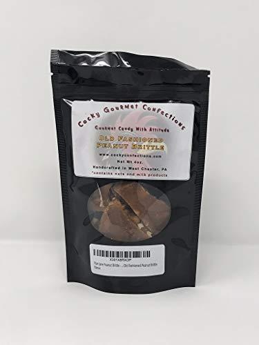 Gourmet Old Fashioned Peanut Brittle - Gourmet Peanut Brittle