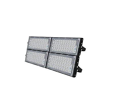 Q-fo Focos Proyector LED Exterior, Luz De Inundación Seguridad ...