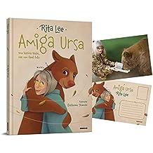 Amiga ursa: Uma história triste, mas com final feliz + 2 cartões postais