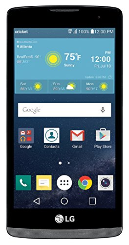 "LG Risio 4G LTE H343 Unlocked Titan 4.5"" display 8GB for sale  Delivered anywhere in USA"