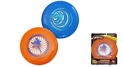 Wham-O Pro Freestyle Frisbee 160 Gram Assorted (Wham O Freestyle Frisbee)
