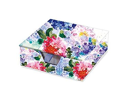 Hydrangeas Desk Notes (Note Pad) ()