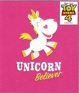 Toy Story 4 - Tarjeta de cumpleaños con diseño de unicornio ...