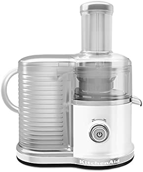 KitchenAid KVJ0333WH Easy Clean Juicer
