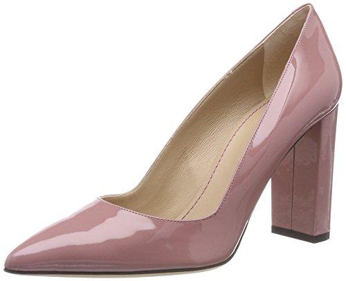 HUGO Women's Mayfair 90-Pa Closed-Toe Pumps Pink (Dark Pink 651) psUFM