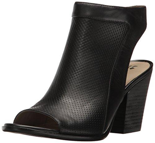 Naturalizer Women's Yanni Heeled Sandal Black 8.5 W US