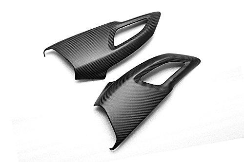 RC Carbon Fiber Upper Side Fairings Ducati (Carbon Fiber Fairing)