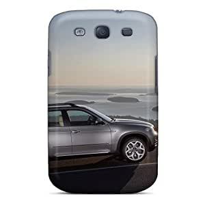 Awesome Case Cover/galaxy S3 Defender Case Cover(grey Bmw X5 Side View)