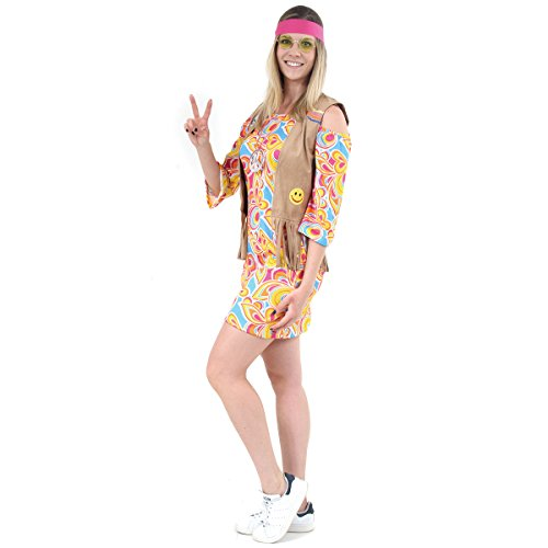 Hippie 60224 M Sulamericana Fantasias Multicor