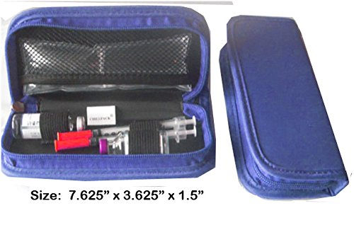 how to carry insulin on a plane