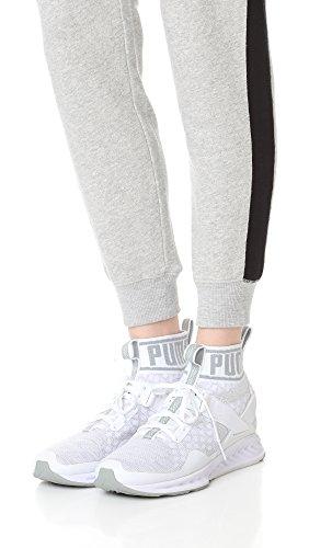 Men's Shoe White Vaporous Evoknit Puma Gray Trainer Ignite PUMA Cross Quarry UXfxdwqUg