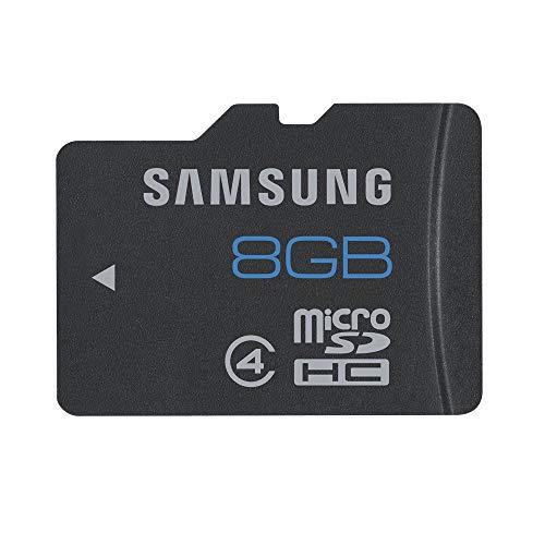 Samsung MB-MS8GA/US 8 GB Class 6 microSDHC Flash Memory Card