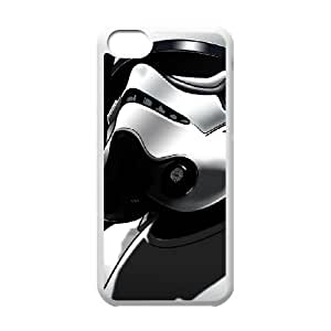 iPhone 5c Cell Phone Case White Star Wars LBS Wrapz Phone Covers