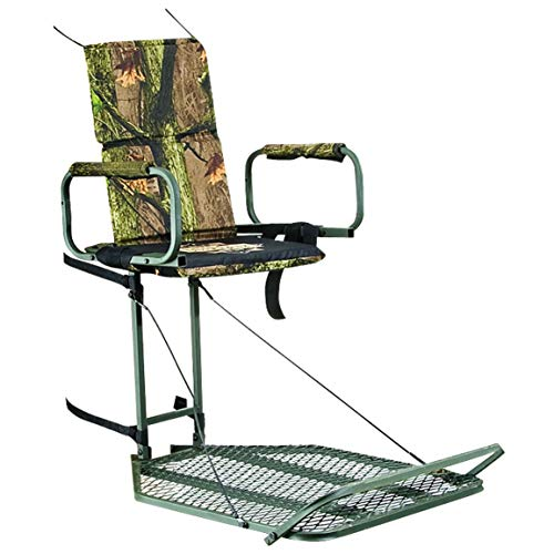 Guide Gear Deluxe Hang-On Tree Stand (Best Hunting Tree Stand)