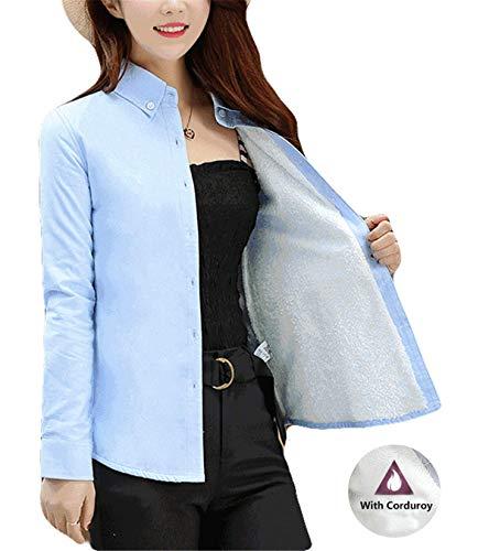 Mujer Camisas Para Fcyoso Camisas Para Camisas Azul Para Azul Mujer Fcyoso Fcyoso C6gSxAqwx