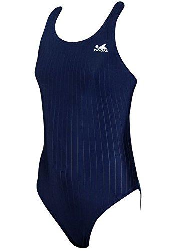 Yingfa Niñas 922-2 Aquaskin traje azul