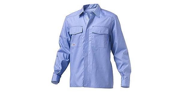 SIGGI – Camisa Multipro ignífuga, antiestático, Antiacido ...