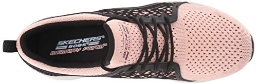 Squad Mujer Skechers32511 Electromagnetic Rosa Bobs B5qPaSW0a