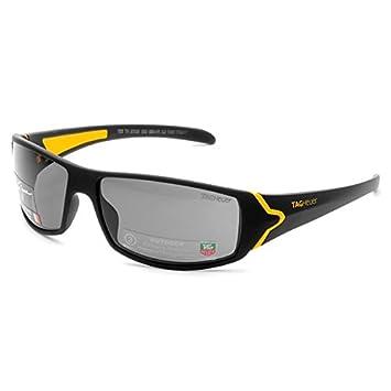 2832e712675e Ayrton Senna Tag Heuer Men s Racer Sport Sunglasses Limited Edition   Amazon.co.uk  Sports   Outdoors