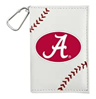 NCAA Alabama Crimson Tide ID Holders, White