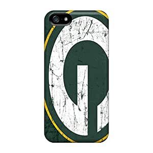 ChanceTom EVdjT322ieweQ Protective Case For Iphone 5/5s(green Bay Packers)