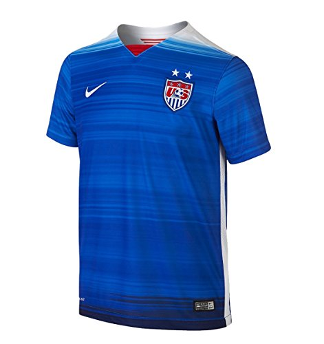 Nike USA Youth Short Sleeve Away Stadium Jersey