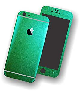 Iphone 6s Green Glitter Sticker Foil