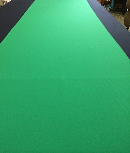 Kelley Green Aisle Runner 25 feet