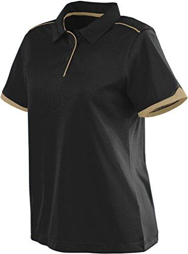 Sport Augusta Motion nbsp;da Gold 5042 vegas Donna Camicia Sportswear Black wRqXURaFx