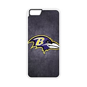 iPhone 6 4.7 Inch Phone Case Sports NFL Baltimore Ravens Protective Cell Phone Cases Cover DFL611242