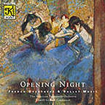 - American Promenade Orchestra: Opening Night - French Overtures & Ballet Music