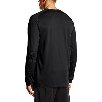 8cbdcd219 Nike Long Sleeve Youth Park Goalie II Soccer Goalkeeper Jersey (Black)