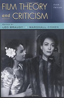 Film Theory And Criticism Introductory Readings 9780195158175 Braudy Leo Cohen Marshall Books Amazon Com