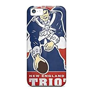 Iphone 5c Cover Case - Eco-friendly Packaging(new England Patriots)