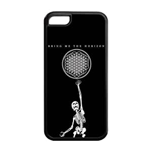 the Case Shop- Customizable Bring Me The Horizon BMTH iPhone 5C TPU Rubber Hard Back Case Cover Skin , i5cxq-310