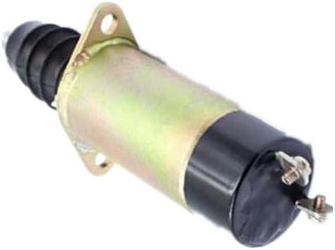 WFLNHB 1502 Series Fuel Shutdown Solenoid Voltage 12V for Woodward 307-2546