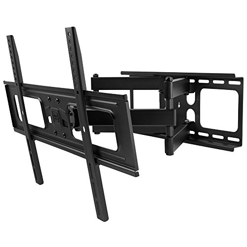 One For All WM4661 Turn and Tilt Wall Mount for 32 - 84-Inch LED/LCD TV - Black by One For All