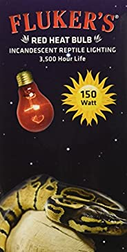 Fluker's 22800 Red Heat Bulbs for Reptiles, 40-